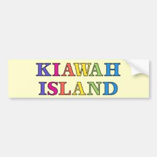 Autocollant De Voiture Kiawah Island
