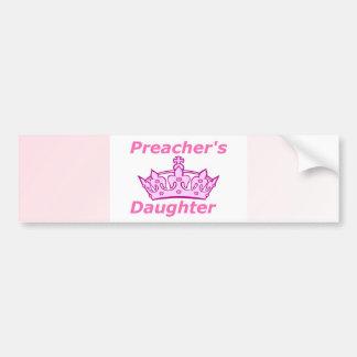 Autocollant De Voiture La fille du prédicateur