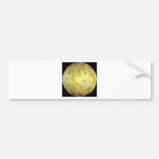 Autocollant De Voiture La lune E/S de Jupiter