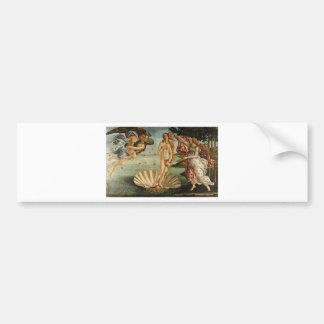 Autocollant De Voiture La naissance de Vénus - Sandro Botticelli
