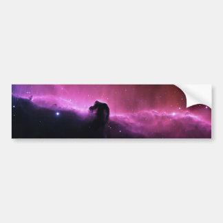 Autocollant De Voiture La NASA de Barnard 33 de nébuleuse de Horsehead