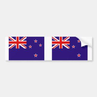 Autocollant De Voiture La Nouvelle Zélande
