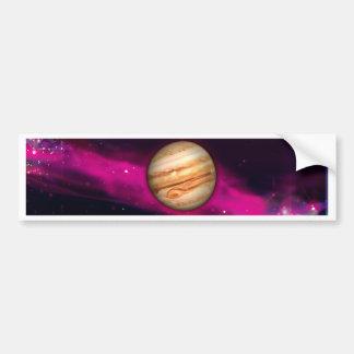 Autocollant De Voiture La planète Jupiter