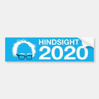 Autocollant De Voiture La rétrospection de ponceuses de Bernie est