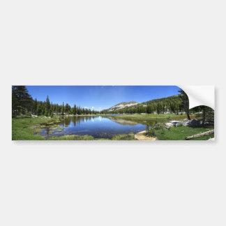 Autocollant De Voiture Lac Lou Beverly - sierra