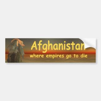 Autocollant De Voiture l'Afghanistan