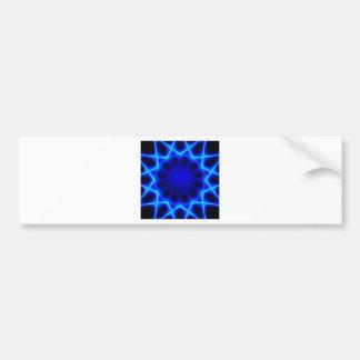 Autocollant De Voiture laser bleu #2
