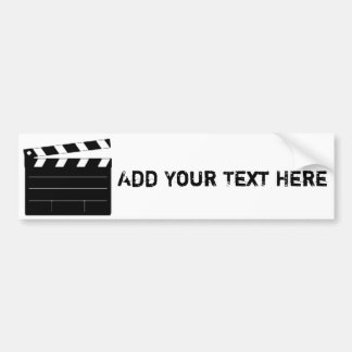 Autocollant De Voiture Le cinéaste, cinéaste, prennent 1