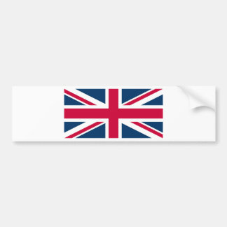 Autocollant De Voiture Le drapeau national du Royaume-Uni