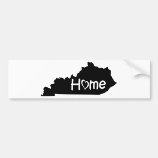 Autocollant De Voiture Le Kentucky