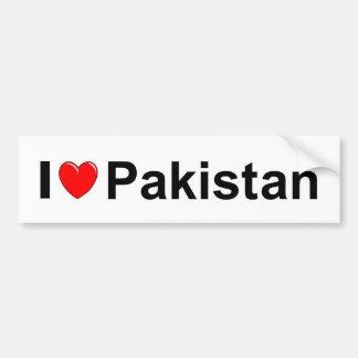 Autocollant De Voiture Le Pakistan