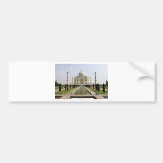 Autocollant De Voiture Le Taj Mahal