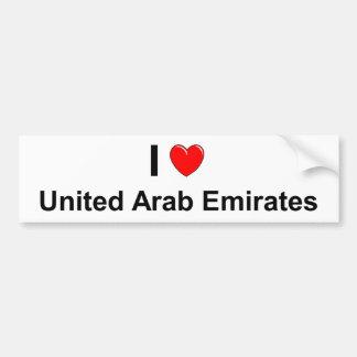 Autocollant De Voiture Les Emirats Arabes Unis