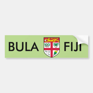 Autocollant De Voiture Les Fidji