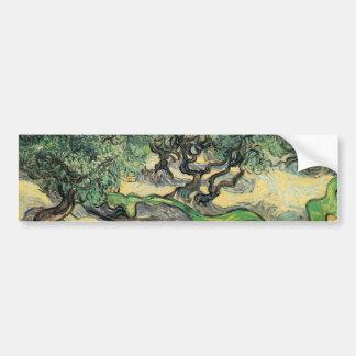 Autocollant De Voiture les oliviers, 1889, Vincent van Gogh