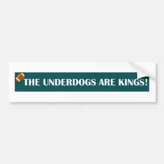 Autocollant De Voiture Les opprimés sont des rois !