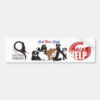Autocollant De Voiture Logos par 8Bearsforever.com