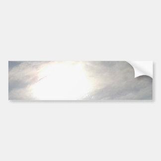 Autocollant De Voiture Lueur de Sun