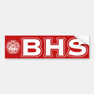 Autocollant De Voiture Lycée de Balboa (BHS)