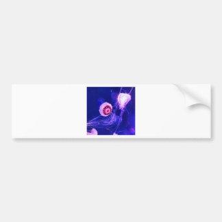 Autocollant De Voiture Méduses lumineuses au néon
