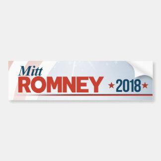 Autocollant De Voiture Mitt Romney 2018