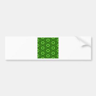 Autocollant De Voiture motif vert #2