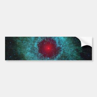Autocollant De Voiture NGC 7293 la NASA de nébuleuse d'hélice