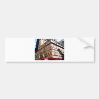Autocollant De Voiture NYC Carnegie Hall