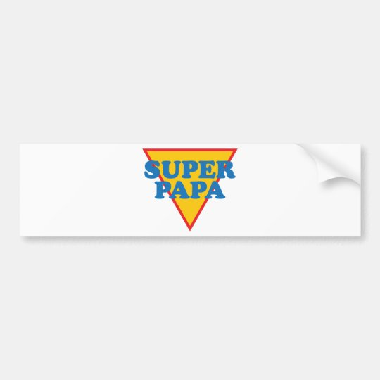 Autocollant De Voiture Papa / Dad / Daddy / Vati / Pappa