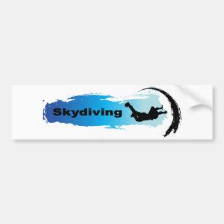 Autocollant De Voiture Parachutisme unique
