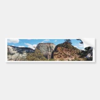 Autocollant De Voiture Parc national Utah de Zion de surveillance de