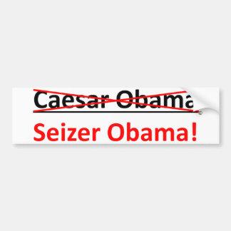 Autocollant De Voiture Pas César Obama, son Seizer Obama
