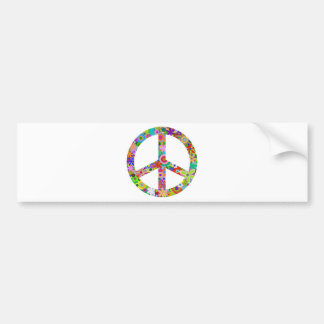 Autocollant De Voiture peace11