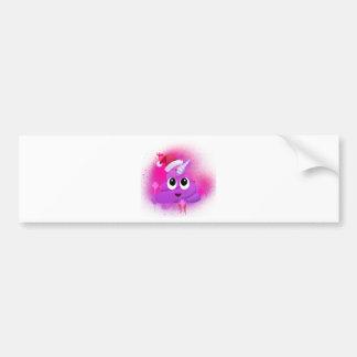 Autocollant De Voiture Peinture de jet de Père Noël Emoji de dunette de