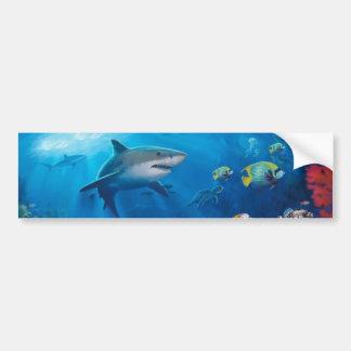 Autocollant De Voiture Peinture murale d'océan