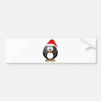 Autocollant De Voiture pingouin