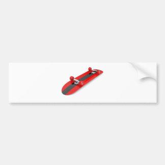 Autocollant De Voiture Planche à roulettes