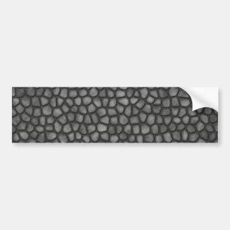 Autocollant De Voiture Plancher en pierre