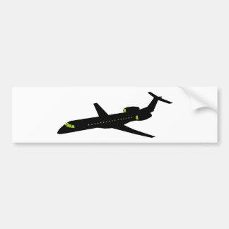 Autocollant De Voiture Plane - Avion (03)