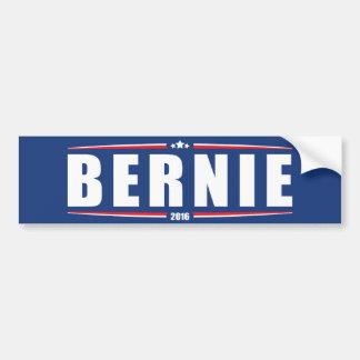 Autocollant De Voiture Ponceuses 2016 de Bernie (étoiles et rayures -