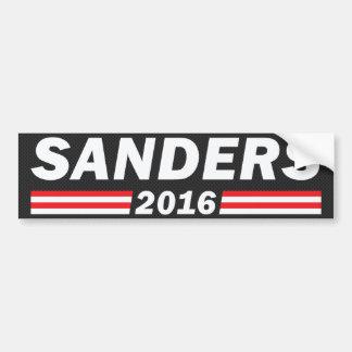 Autocollant De Voiture Ponceuses 2016 (ponceuses de Bernie)