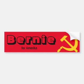 Autocollant De Voiture Ponceuses de Bernie pour l'adhésif pour pare-chocs