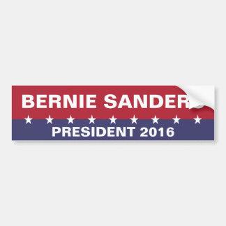 Autocollant De Voiture PONCEUSES de BERNIE pour le président 2016