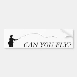 Autocollant De Voiture Pouvez vous voler, adhésif pour pare-chocs de