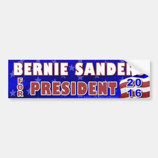 Autocollant De Voiture Président de ponceuses de Bernie élection 2016