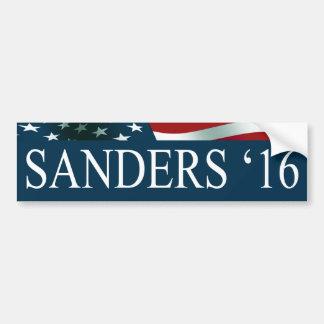 Autocollant De Voiture Président de ponceuses de Bernie en 2016