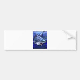 Autocollant De Voiture Requin