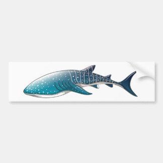 Autocollant De Voiture Requin de baleine