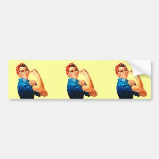 Autocollant De Voiture Rosie l'affiche de 2ÈME GUERRE MONDIALE de rivoir