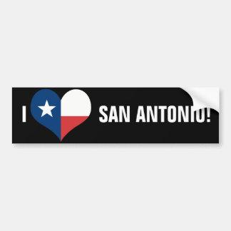 Autocollant De Voiture San Antonio